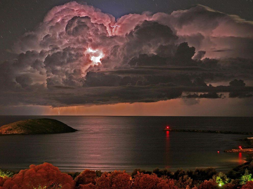 L'orage ~~ Les éclairs 5899425