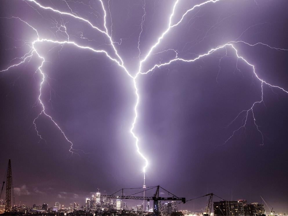 L'orage ~~ Les éclairs 5899445